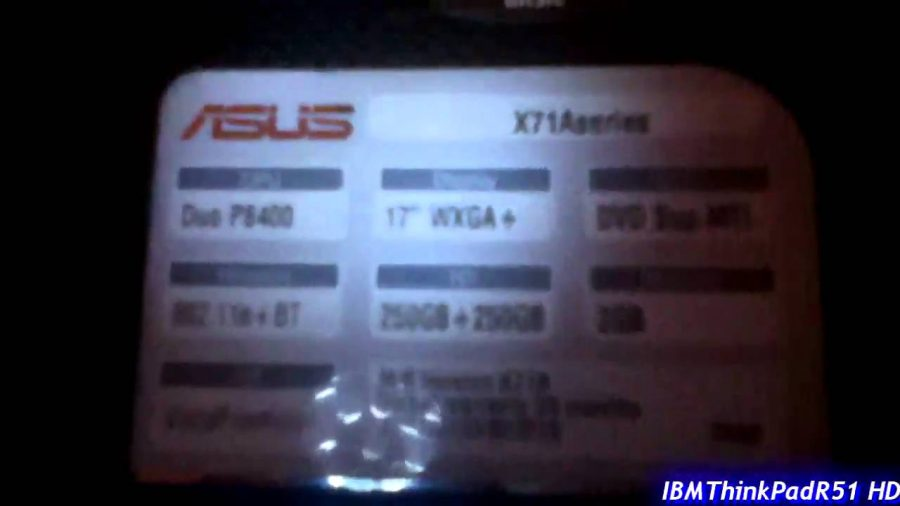 Asus X71A Drivers Windows 7 1