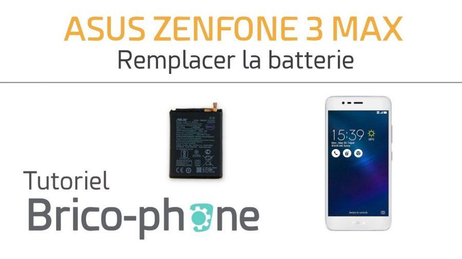Asus Zenfone 3 Deluxe Battery Replacement 1