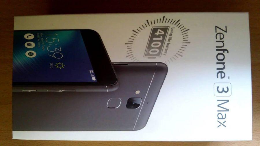 Asus Zenfone 3 Max Dual Sim 1