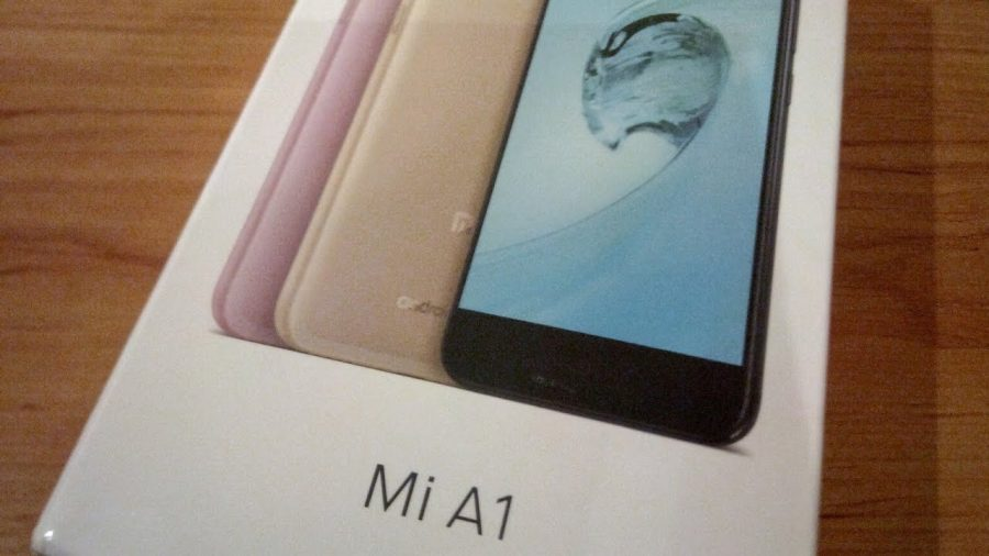 Audio Xiaomi Mi A1 1