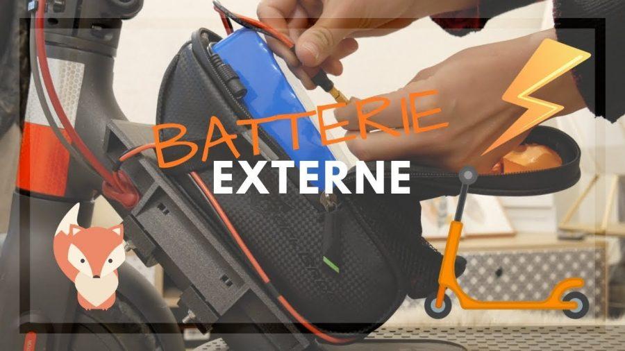 Bateria Ultra Xiaomi M365 1
