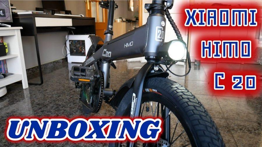 Bicicleta Xiaomi Himo C20 Comprar 1