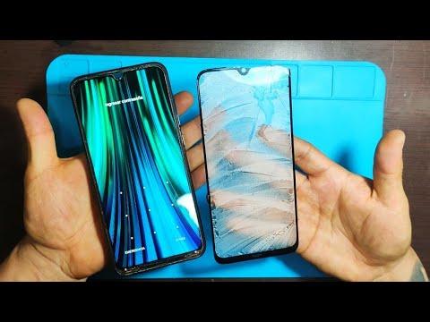 Cambiar Cristal Camara Trasera Xiaomi Mi A2 1