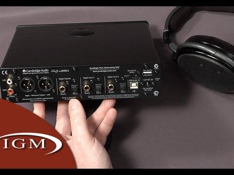 Cambridge Audio Dacmagic Plus Vs Asus Xonar Essence One 1
