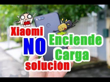 Celular Xiaomi No Enciende 1