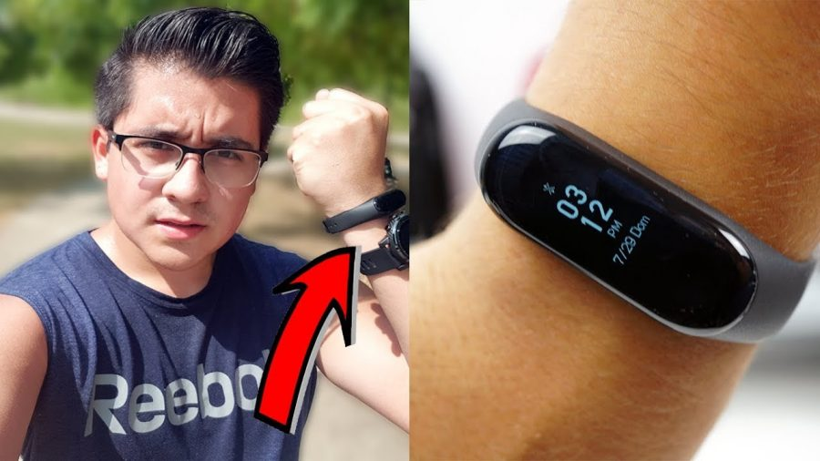 Cinta Caminar Xiaomi 1