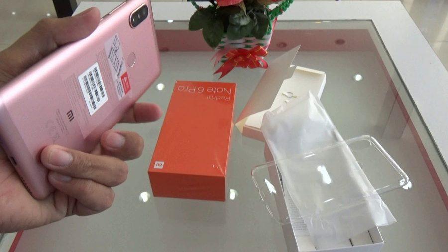 Comparar Xiaomi Mi A2 Y Redmi Note 6 Pro 1