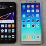 Comparativa Xiaomi Redmi Note 5 Vs Huawei P20 Lite 3