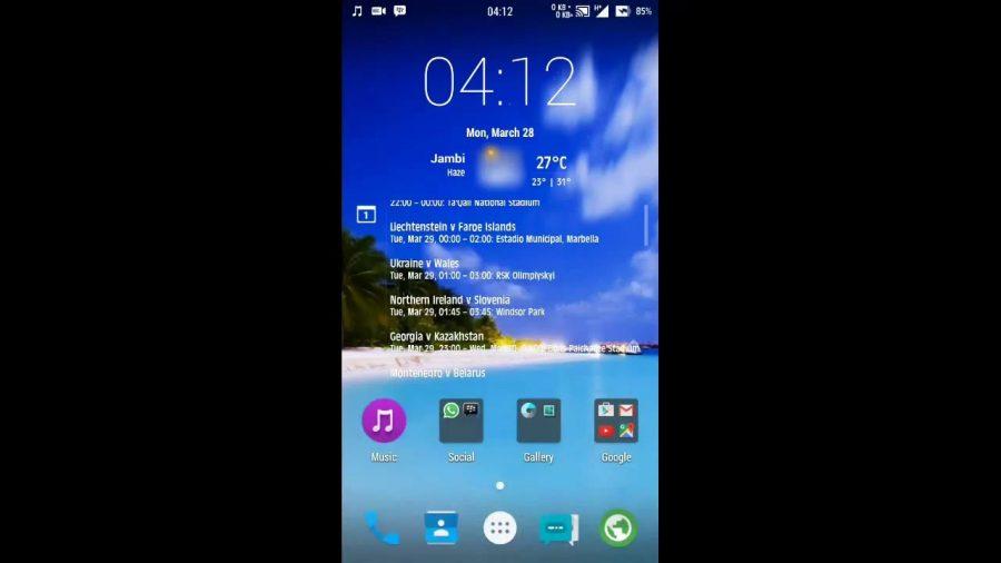 Cyanogenmod Xiaomi Redmi 3 1