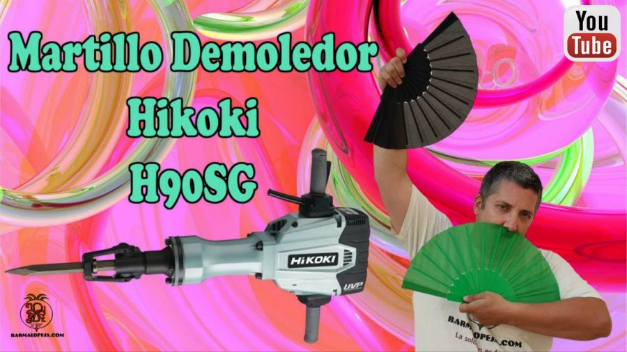 Demoledor Hitachi Precio 1
