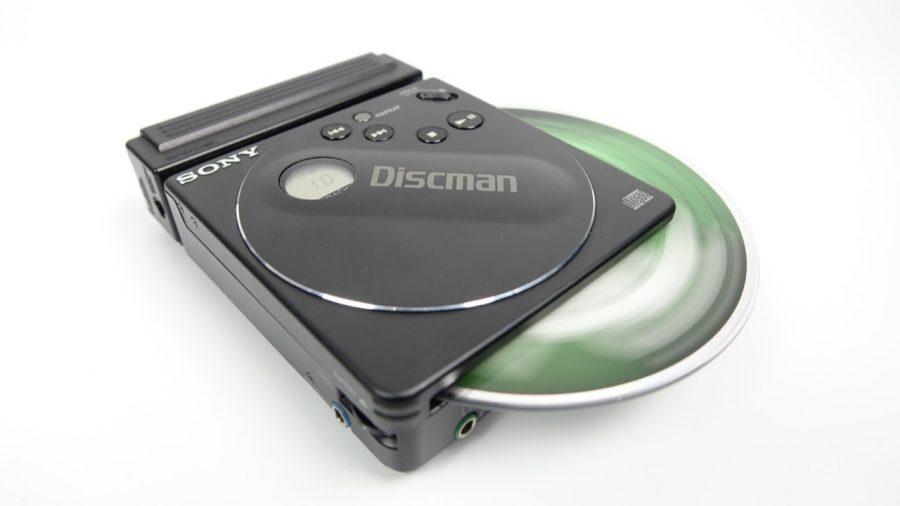 Discman Aiwa Mp3 1