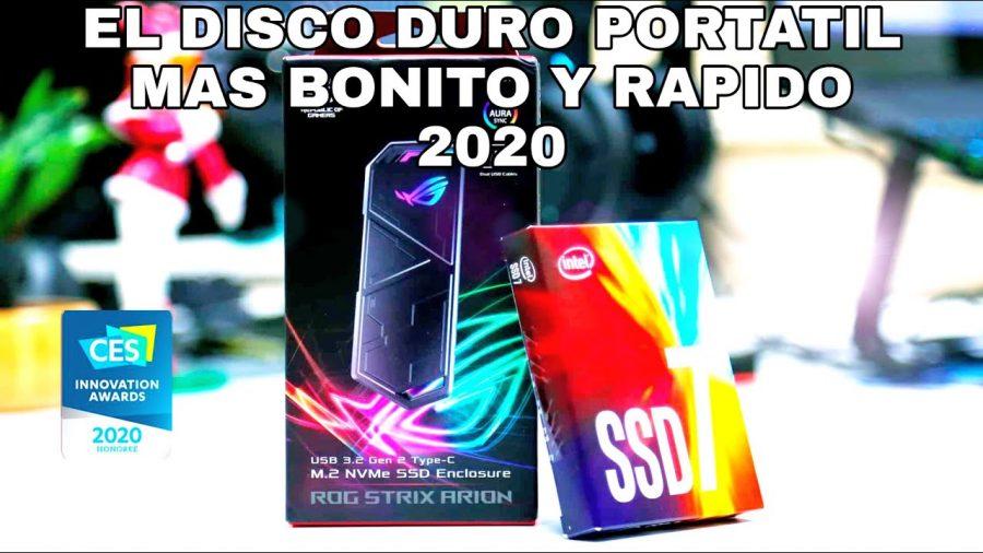 Disco Solido Para Portatil Asus 1
