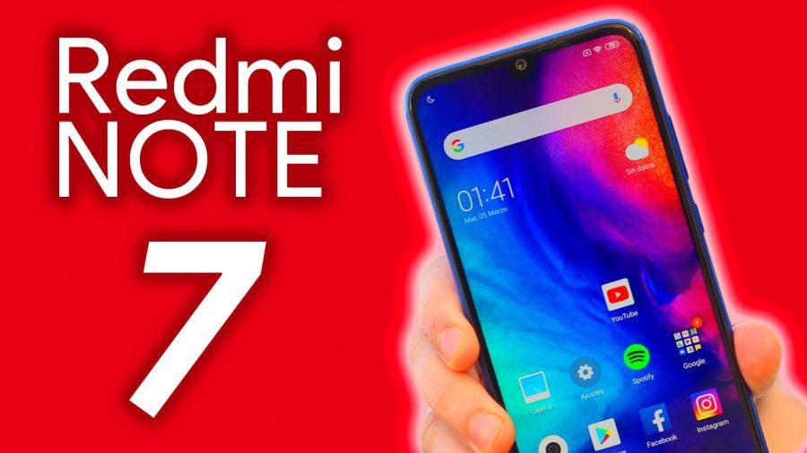 Donde Está El Micrófono Del Xiaomi Redmi Note 7 1
