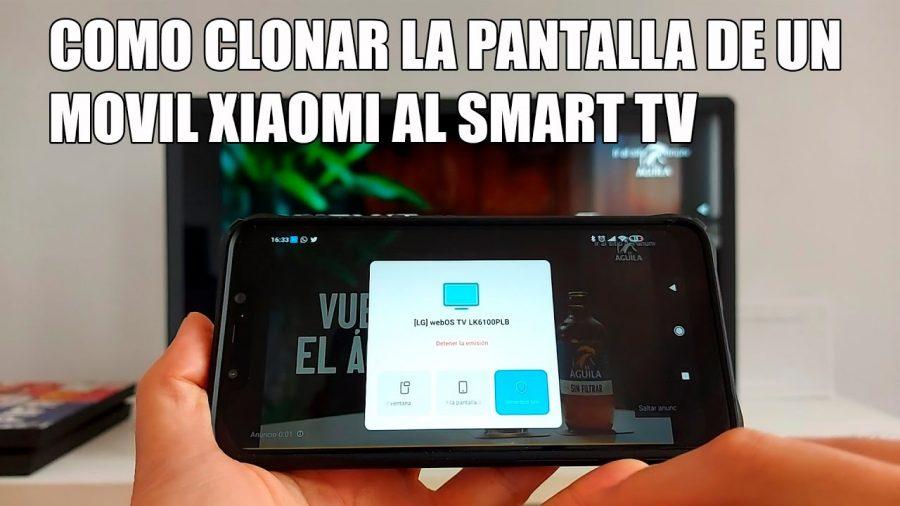 Duplicar Pantalla Xiaomi Tv 1