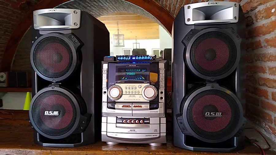 Equipo De Musica Aiwa 1
