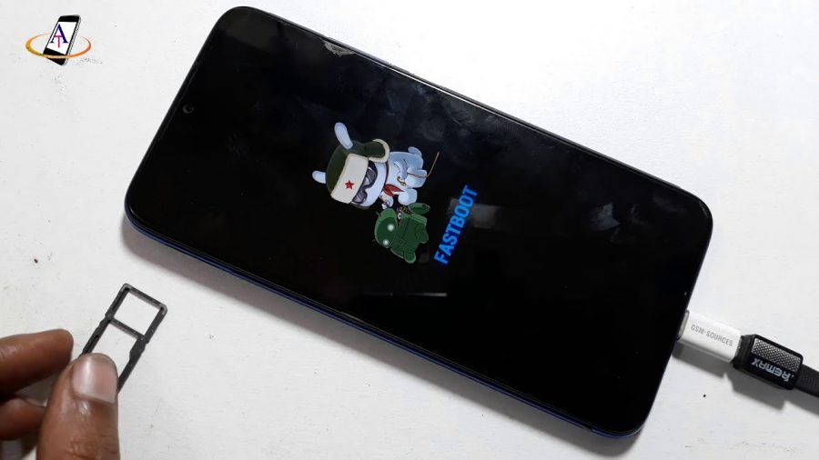 Fastboot Xiaomi Redmi Note 7 1