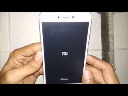Formatear Xiaomi Redmi 5A 1
