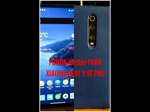 Funda Antigolpes Xiaomi Mi 9 20