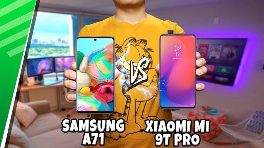 Galaxy Note 9 Vs Xiaomi Mi 9T Pro 1