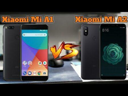 Google Pixel Xl Vs Xiaomi Mi A1 32