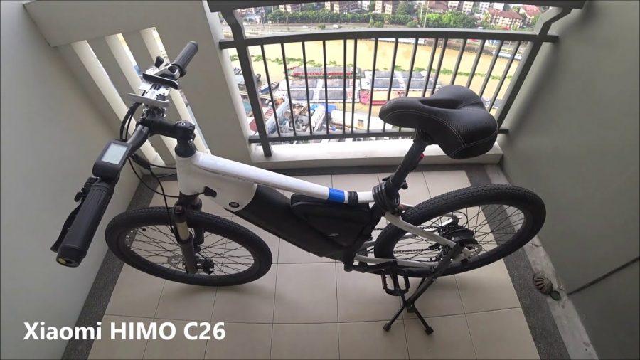 Himo T1 Xiaomi Bicicleta 1