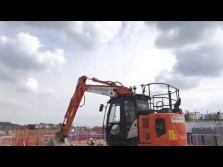 Hitachi 225 Excavator Specs 1