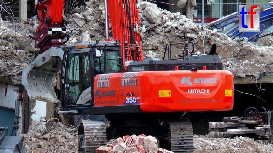 Hitachi 290 1