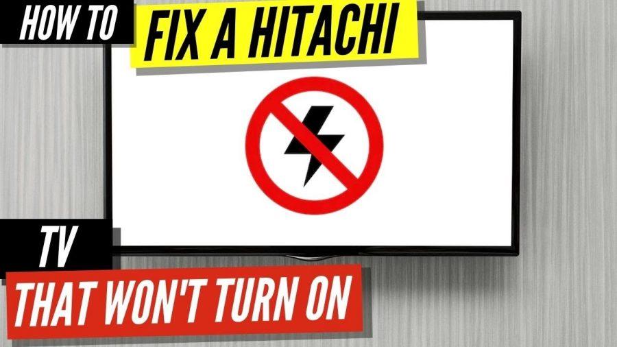Hitachi 40He4001 1