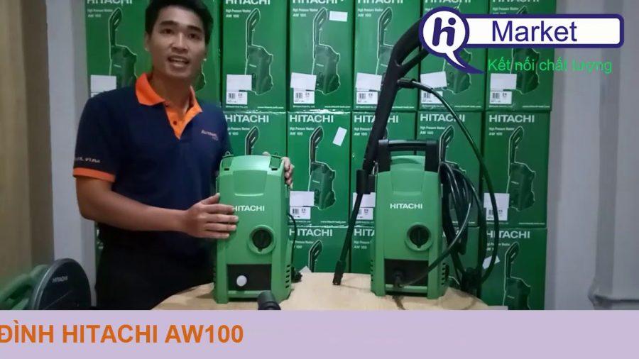 Hitachi Aw100 1