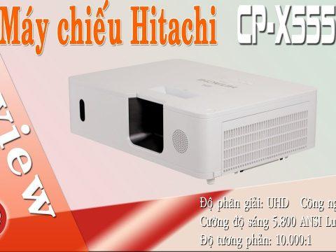 Hitachi Cp Wu5500 53