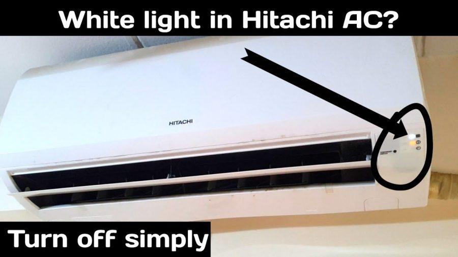 Hitachi Dc Inverter Air Conditioner Remote Control 1