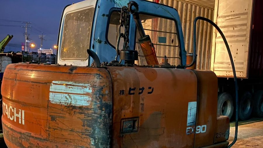 Hitachi Ex60 1