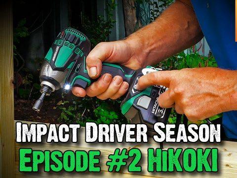 Hitachi Impact Wrench 77