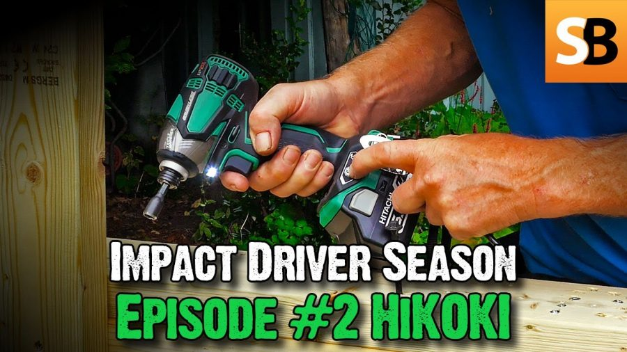 Hitachi Impact Wrench 1