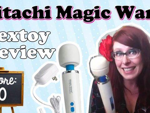 Hitachi Magic Wand Europe 46