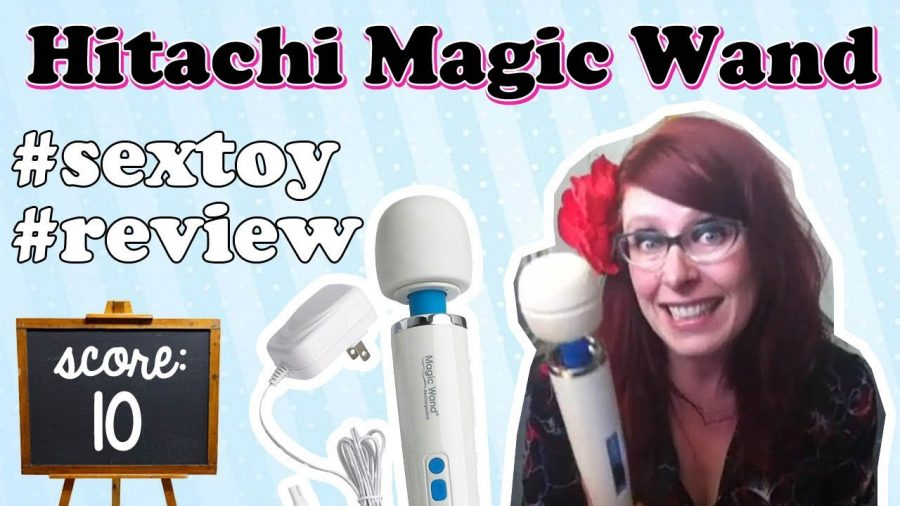 Hitachi Magic Wand Europe 1