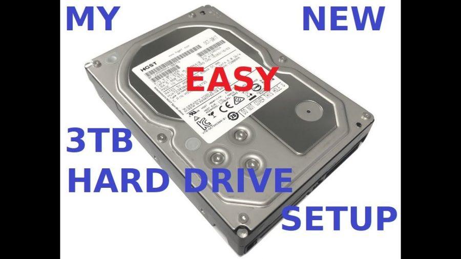 Hitachi Nas Hard Drive 1