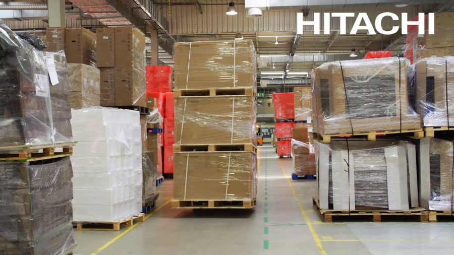 Hitachi Warszawa 1