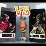 Honor 9 Vs Xiaomi Mi6 3