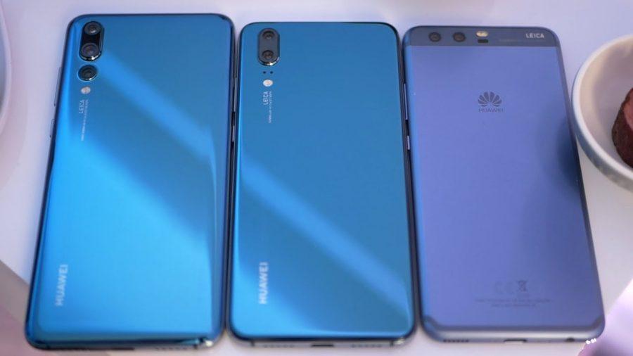 Huawei P20 Vs Xiaomi Mi 6 1