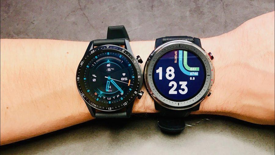 Huawei Watch 2 Vs Xiaomi Amazfit Stratos 2 1