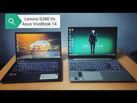 Lenovo Ideapad Vs Asus Zenbook 1