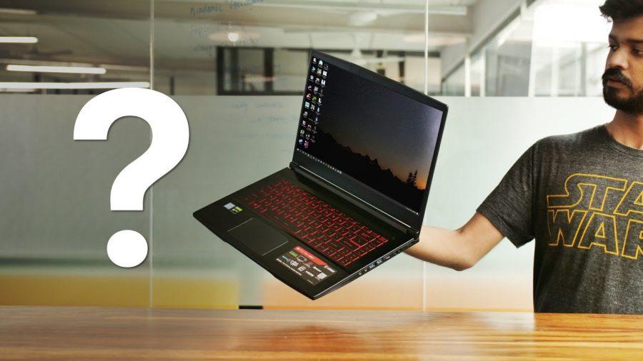 Lenovo Vs Msi Vs Asus Gaming Laptop 1