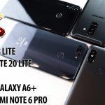 Mate 20 Lite Vs Xiaomi Mi 8 Lite 4