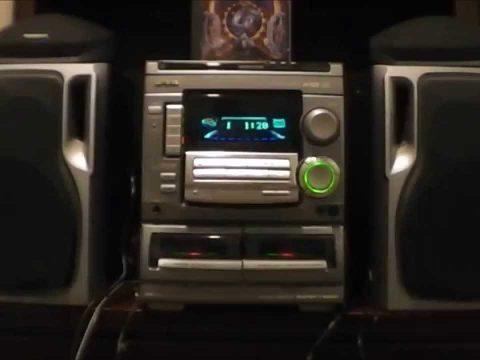 Mini Radio Aiwa 57