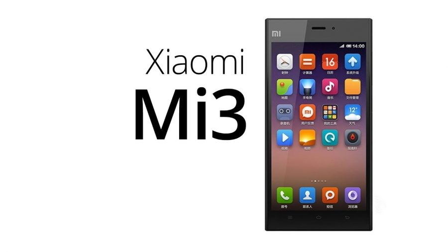 Miui Xiaomi Mi3 1