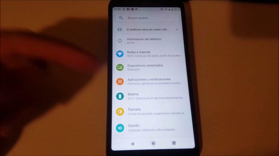 No Aparece Llamada Entrante Xiaomi 1
