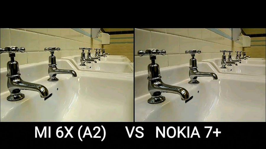 Nokia 7 Plus Vs Xiaomi Mi A2 1