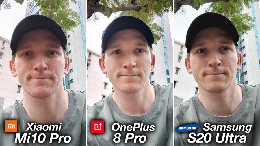 Oneplus Vs Xiaomi Mi 8 1