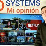 Opiniones Td Systems K40Dlm8Fs 4